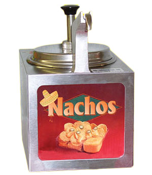 nachos machine