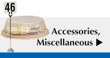 Catering Equipment - Accessories
