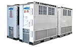 30 Ton Portable AC includes 72KW heat 0500-1650