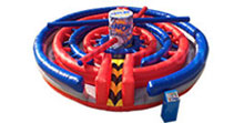 Kapow new interactive inflatable
