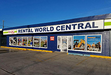 Rental World Central Brownsville Location