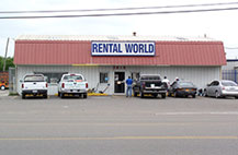 Rental World Boca Chica Brownsville Location