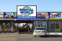 Rental World McAllen Location